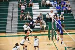 Volleyball Falls in a 5 Set Thriller