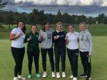 Girls Golf Finish Conference Season
