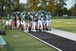 10-09-20 - VARSITY FOOTBALL - FREELAND (21) VS. SWAN VALLEY (14)