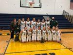 Varsity Girls Basketball District Champs