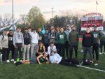 Varsity Boys Track Finishes in 2nd
