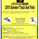 SUMMER TRACK JUST AROUND THE CORNER