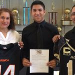 Hernandez Receives Second Chance; Signs with Wright State University