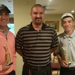 E-E Golfer Martinez Looking to End Final Year with a Bang