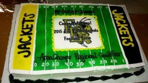 Football Banquet 12-9-2015