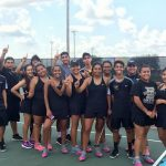 E-E Tennis Continues Dominate Ways