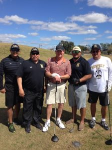 1st Annual E-E Football Golf Tournament