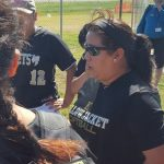 Flores Enjoys New Role as E-E Head Softball Coach