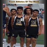 Boys Track & Field Athletes of the Week