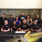 Powerlifting Signs 2 to Sam Houston State Power-Lifting