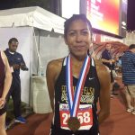 Edcouch-Elsas Krysta Martinez Wins Bronze at State