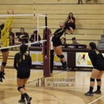 Lady Jackets Sweep Lady Chiefs in 3 Sets