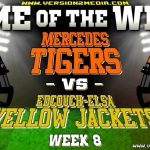 ATTENTION YELLOW JACKET COMMUNITY MEMBERS: It's Rivalry Week: E-E vs Mercedes for the 63rd Time