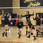 Lady Jackets Defeat Lady Rattlers in 3-Sets