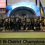 Playoff Central – Round #2, Area Championship