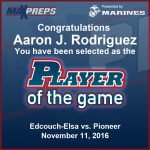 Congratulations Marco and AJ