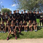 Boys and Girls X-Country Represent E-E at X-Country All-Stars