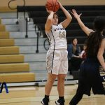 Lady Jackets Destroy Lady Lobos 63-22