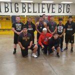 Boys Powerlifting takes Bronze