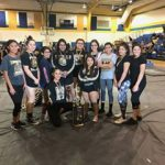 Girls Powerlifiting takes Silver at Valley View Invitational