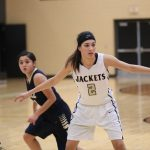 Lady Jackets Finish Off Season with Huge Win, 76-22