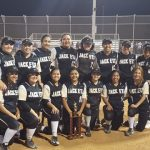 Lady Jackets Softball Wins GOLD at Donna Tournament