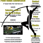 Summer Pole Vault Showcase