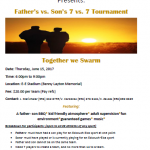 E-E Fathers vs Sons 7 on 7 Tournament