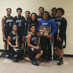 Lady Wolverine Basketball Takes District, Runner-Up at Regionals
