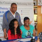 Lady Wolverine Track Senior Signs with Cumberland University