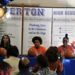 Lady Wolverines Basketball Seniors Sign with Colleges