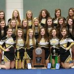 2014-15 CHEER STATE RUNNER UP!!
