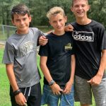3 PJHS Boys Dominate High School XC Meet