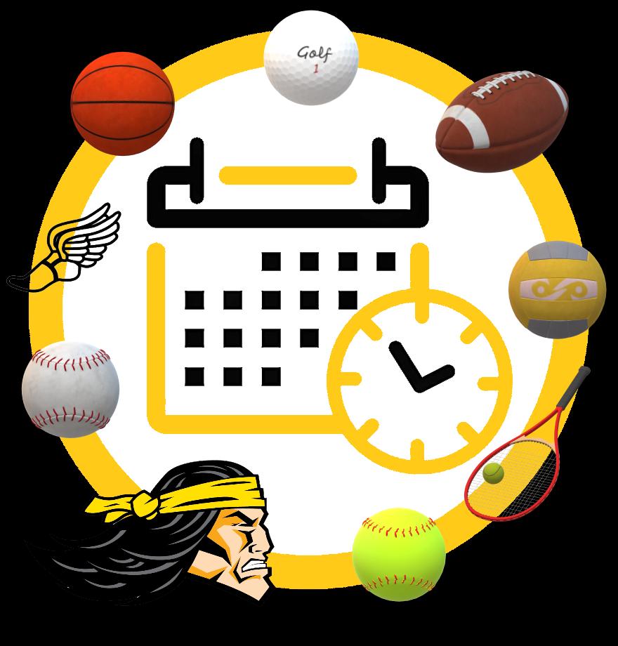 2019 Sports Schedules