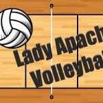 Lady Apache Volleyball Takes down Atkins