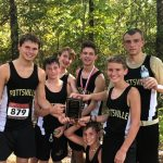 PJHS Jr Boys Win Heber Springs Meet