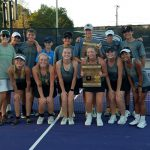 PHS Tennis Sweeps District