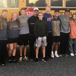 Pottsville tennis competes at state