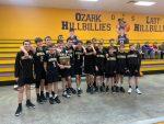 Junior Apaches win district crown