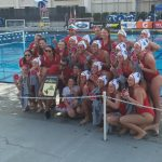 GIRLS' WATER POLO WINS CIF CHAMPIONSHIP