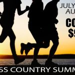 CROSS COUNTRY KICKS OFF SUMMER CAMP