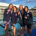 SWIM TEAM NOTCHES FIRST STATE RELAY TITLE