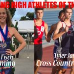 2016 KING HIGH ATHLETES OF THE YEAR