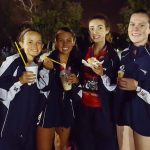 PEURIFOY, LADIES CROSS, SET RECORDS AT COOL BREEZE INVITE