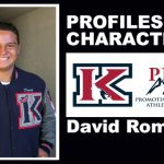 PROFILE IN CHARACTER – DAVID ROMERO