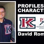 PROFILE IN CHARACTER – DAVID ROMERO