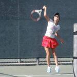 TENNIS HOLDS COURT AND THE VERDICT IS VICTORY