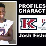 PROFILE IN CHARACTER – JOSH FISHER