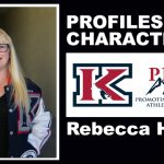 PROFILE IN CHARACTER – REBECCA HAWES