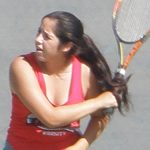 TENNIS KEEPS IMPROVING WITH EACH MATCH